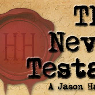 Big Announcement and Free Download—New Jason Hammond Story!