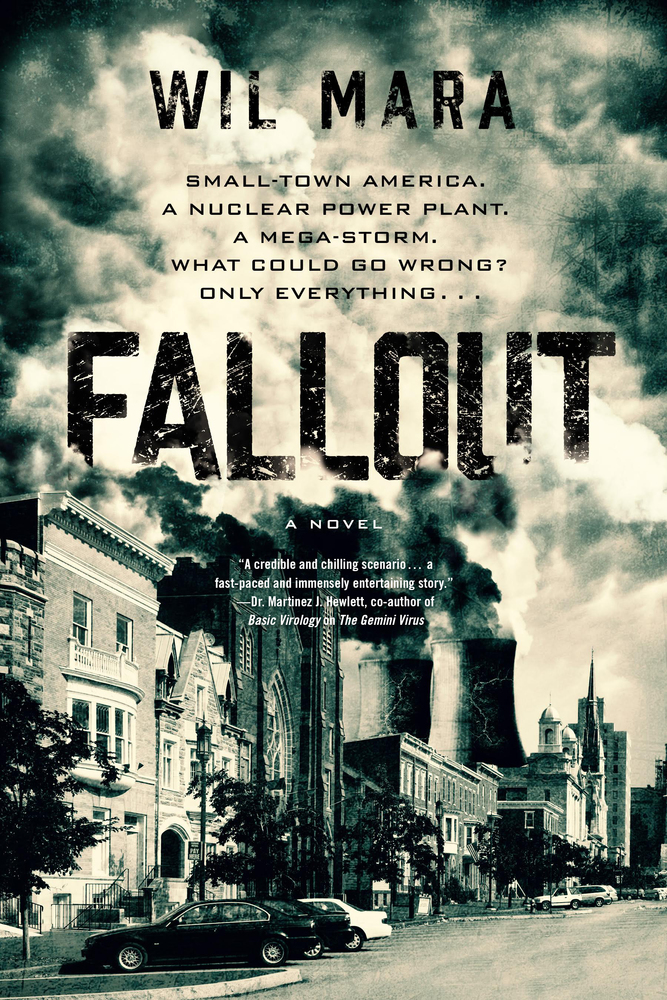 Win a Copy of Wil's Upcoming Novel <i>Fallout</i>