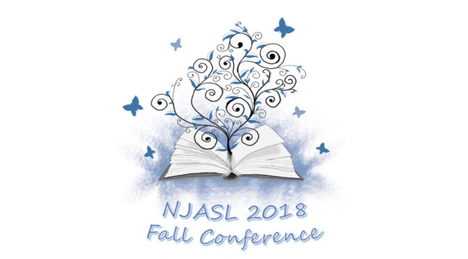 Wil to Be a Featured Author and Speaker at This Year's NJASL Conference