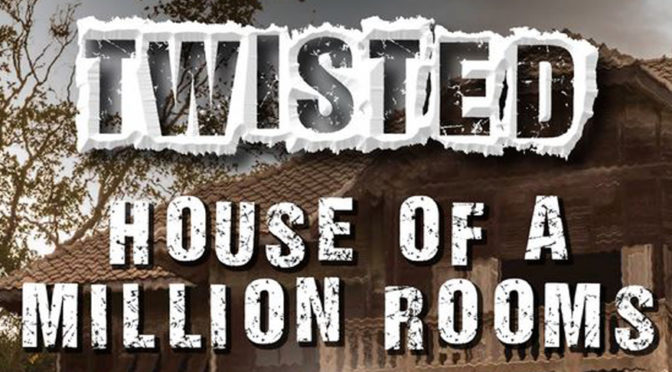 Win a Free Copy of Wil's Second 'Twisted' Book, 'House of a Million Rooms'