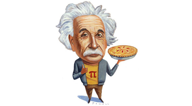 Wil to Make Appearance at Princeton Library for Pi Day