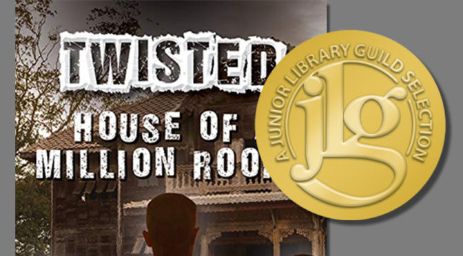 'House of a Million Rooms' Chosen as a Junior Library Guild Main Selection