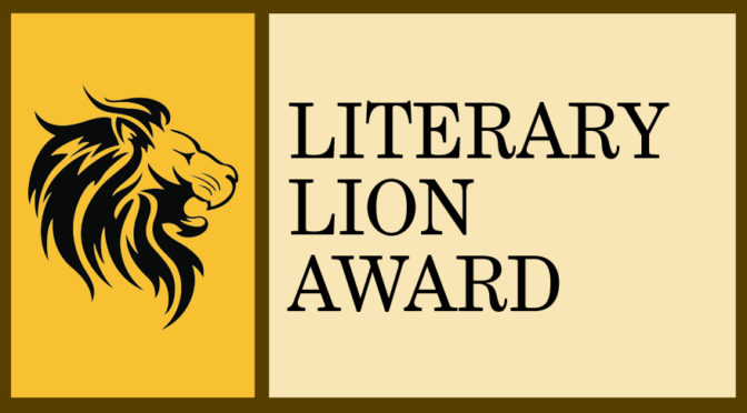 WIL IS THE 2019 RECIPIENT OF 'THE LITERARY LION OF NEW JERSEY AWARD'