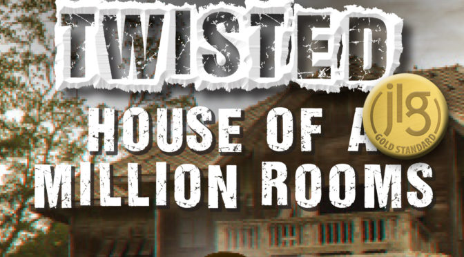 'HOUSE OF A MILLION ROOMS' RECEIVES GOLD STANDARD AWARD