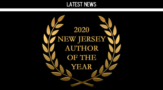 WIL MARA IS THE 2020 NEW JERSEY AUTHOR OF THE YEAR
